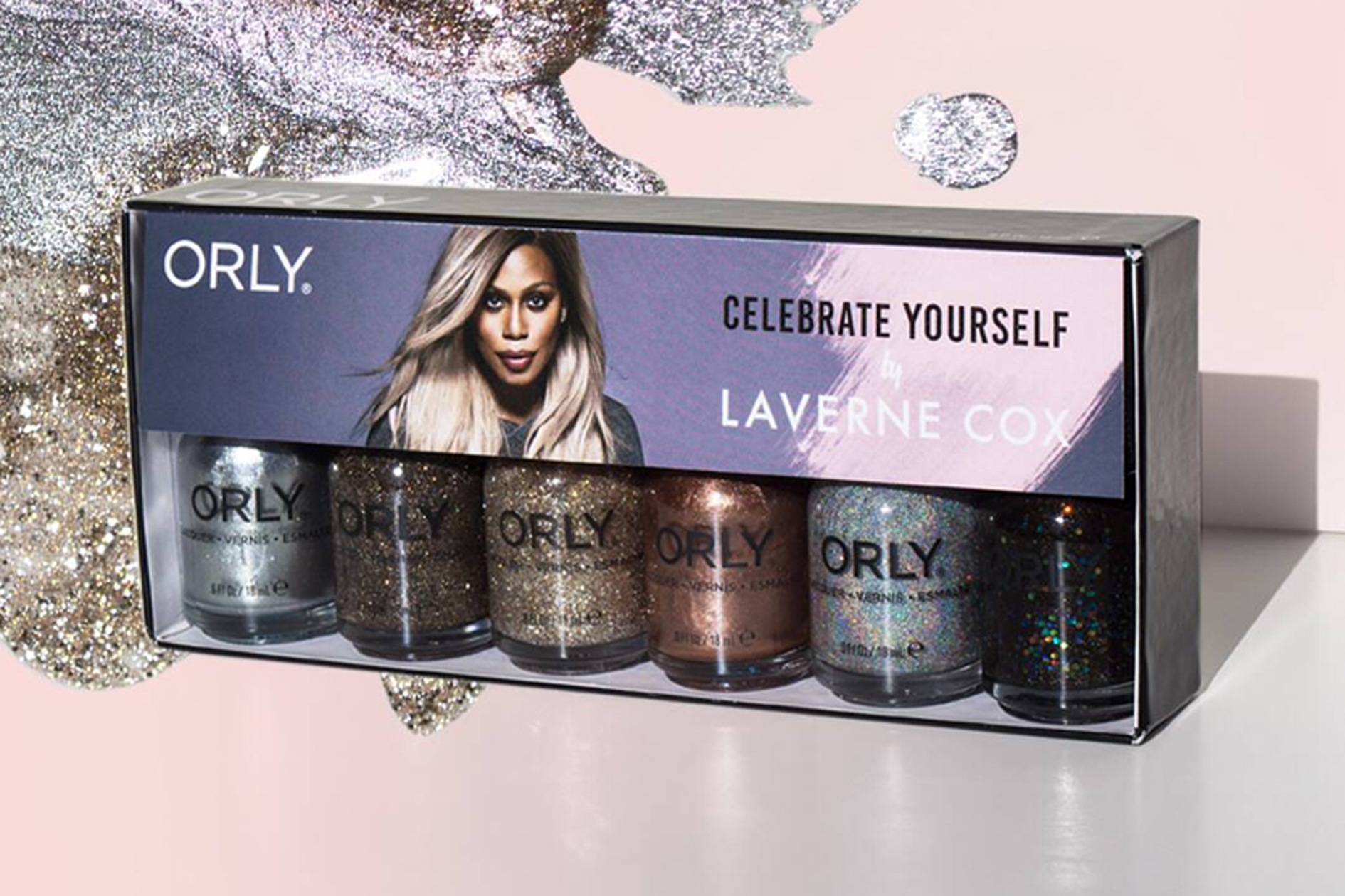 Celebrate Yourself By Laverne Cox and ORLY