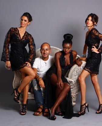 קולקציית שמלות ערב סתיו 2009  שלומי דדון