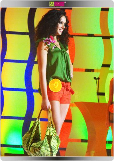 עדי רודניצקי מלכת היופי לשנת 2009. צילום: בראש - פורטל יופי ישראלי.