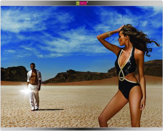 גוטקס - קולקציית בגדי ים וחוף לעונת קיץ 2009