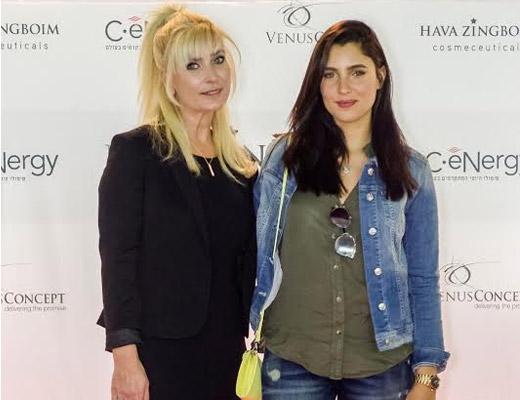 מור ממן ואילנה ממן
