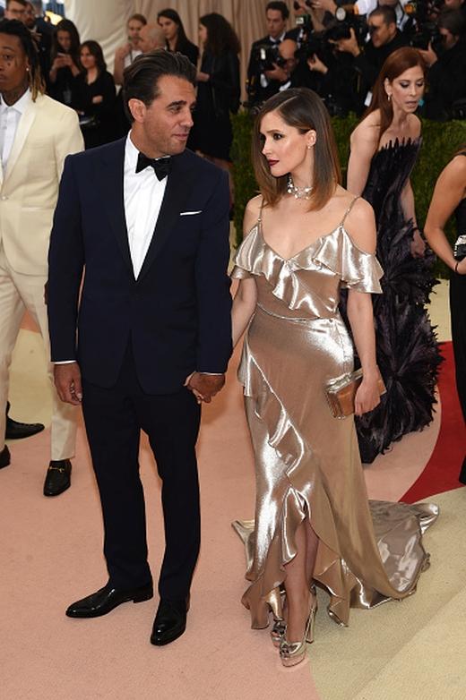 מפורסמים לובשים ראלף לורן בערב גאלה במוזיאון מטרופוליטן לאמנות