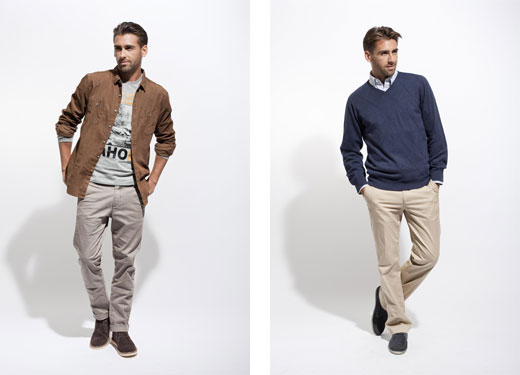 H&O - משיקה קולקציה גברית במראה מתוחכם. צילום: טל טרי