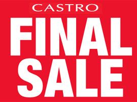 CASTRO WINTER 2012 FINAL SALE
