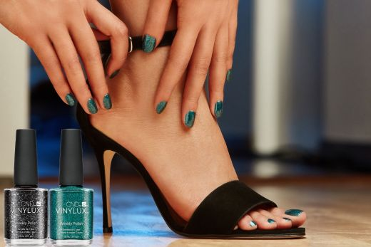 3 - Emerald Lights Shoe BY CND  55 שח