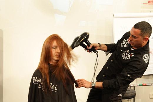 גדי עמר,עיצוב שיער,תוספות שיער,וולה פרופשיונלס