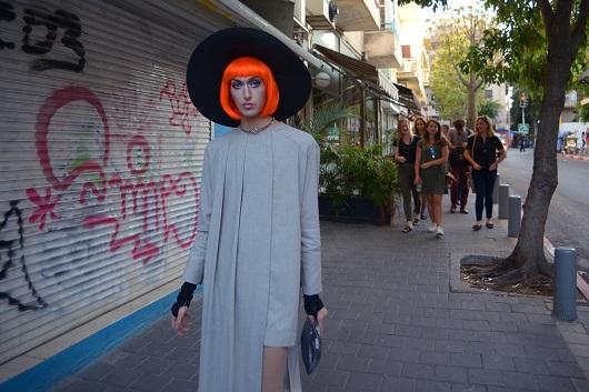 השטן לובשת פראדה קרדיטים: דני יוספי וגוד מוסקוביץ
