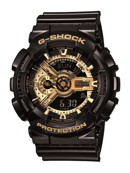 שעון ג'י-שוק דגם GA-110GB  - מחיר 933 ₪