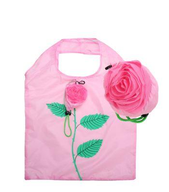 תיק קניות רב פעמי של האחים הררי לתיק בדמות פרח 15 שח בחנויות כלי הבית