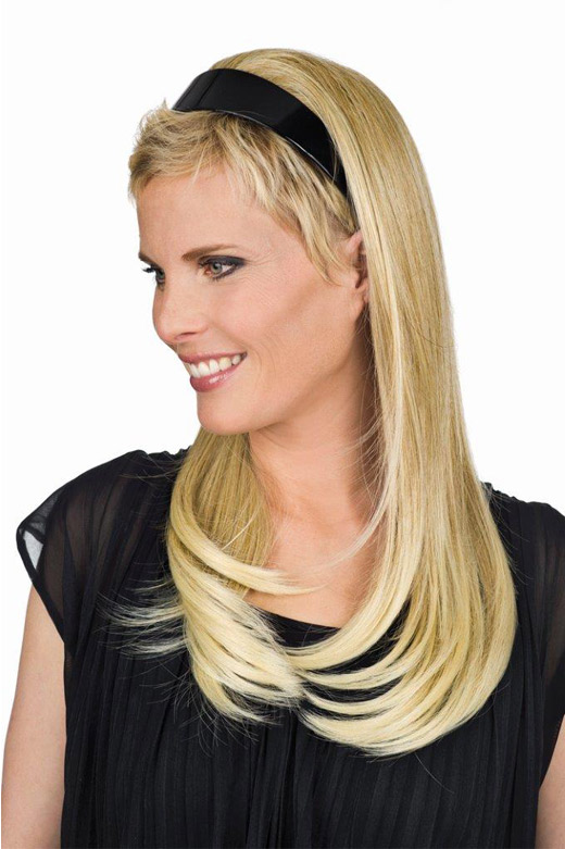 Haarband-geflochten