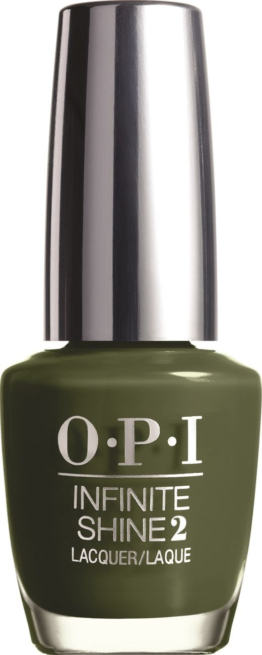 ISL64 Olive For Green סדרת הלק העמיד אינפיניט שיין צילום יחצ