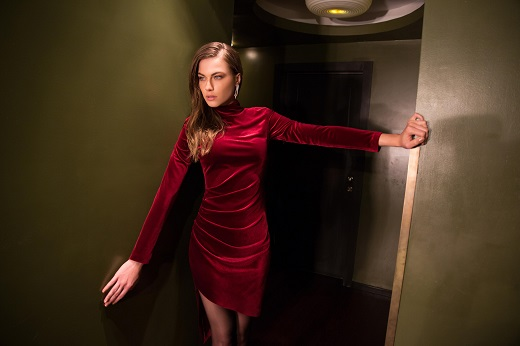 Isabella fw 2016-17 dress 549 nis photo Amir Tzuck