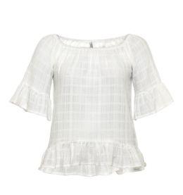 ONOT חולצת ראפלס צילום אודי דגן 199.90
