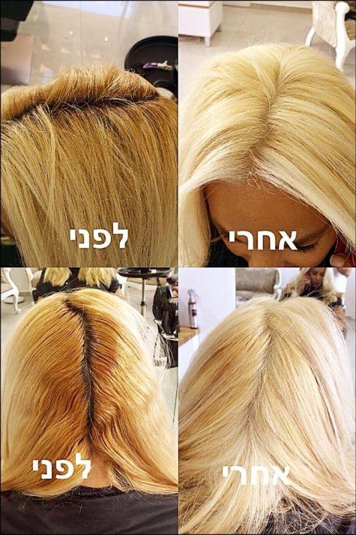 קובי כהן, מעצב השיער מסלון ביוטי סטיישן במרכז אגמים בנתניה
