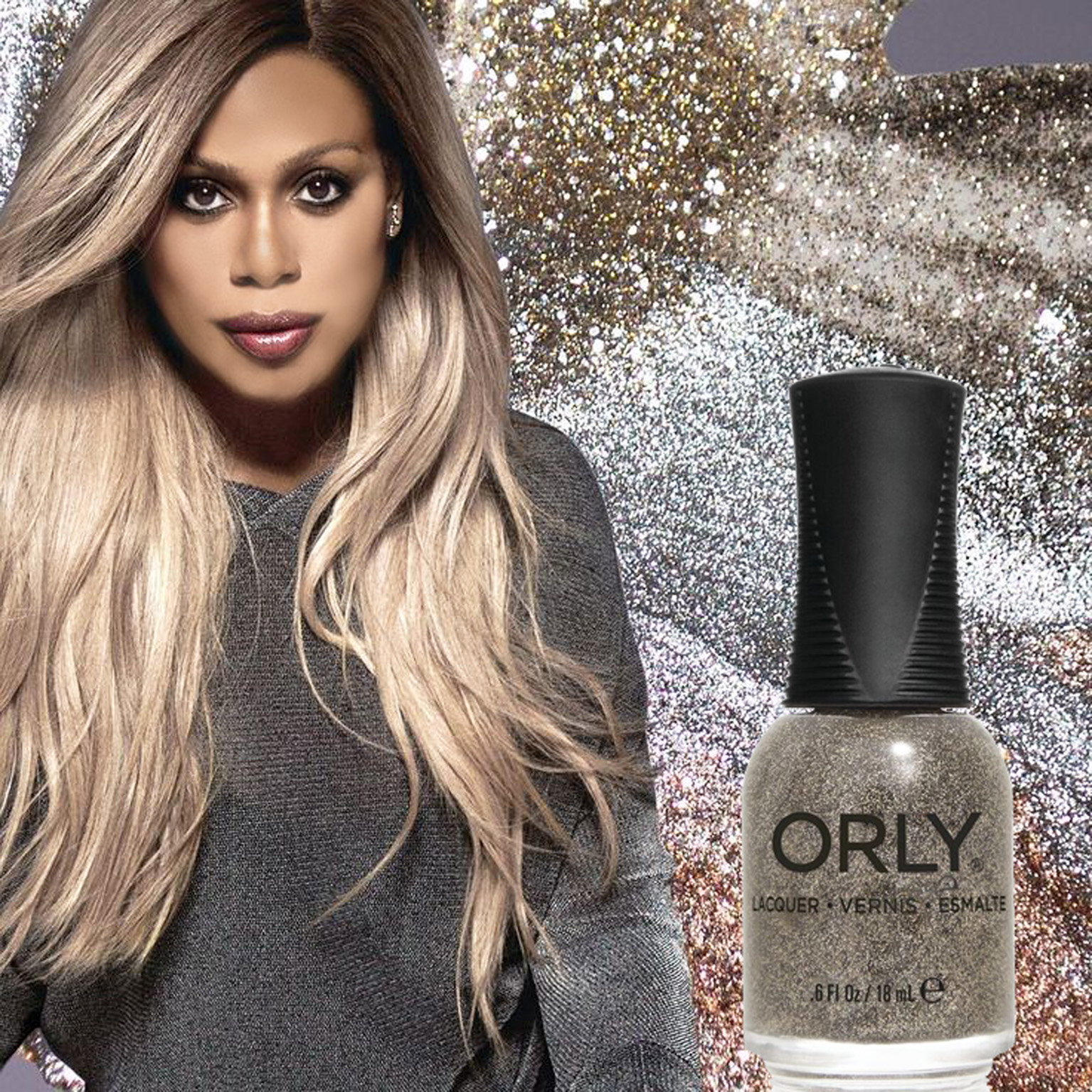 LAVERNE COX BY -  ORLY