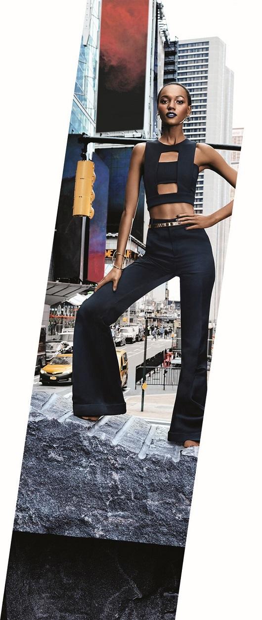 מייבלין ניו יורק קולור סנסשיונל סדרת בולד מחיר 35 שח צילום יחצ חול