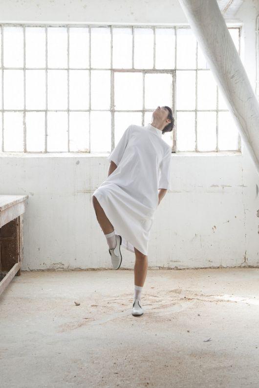 מיזו שמלת גולף לבנה345 במקום 689 שח צילום רוני כנעני