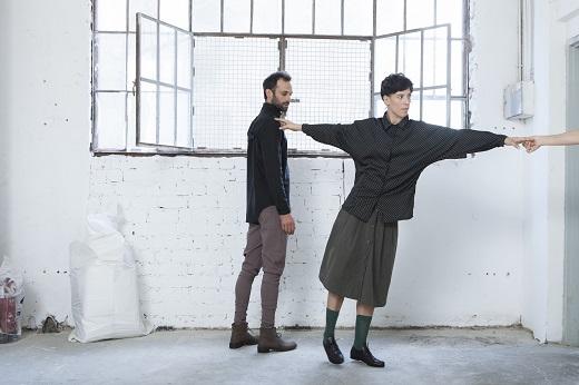 מיזו קולקציית קפסולה לגברים צילום רוני כנעני
