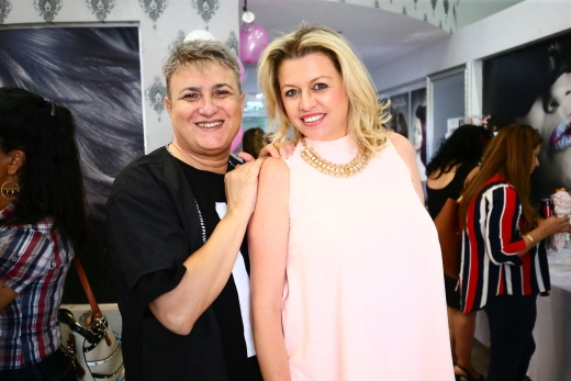 נאוה קול עם דייויס - מעצב תסרוקות השיער הבינלאומי צלם :בועז אוחנה
