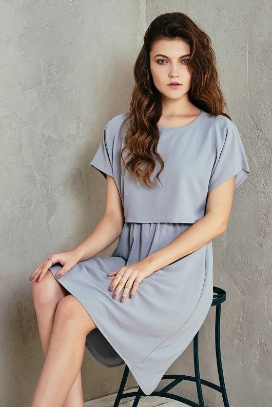 שמלה של המותג ננה לירידי האופנה SHEEK.ME, 345 שח, צלמת עדן גבאי