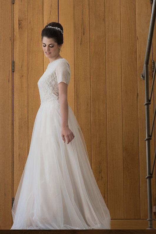 שמלה של עדילי שמלות כלה, החל מ-2500 שח, להשיג ביריד מקודשת 16-17 במאי, זבולון המר 4, גבעת שמואל, צלמת מיטל בוגנים