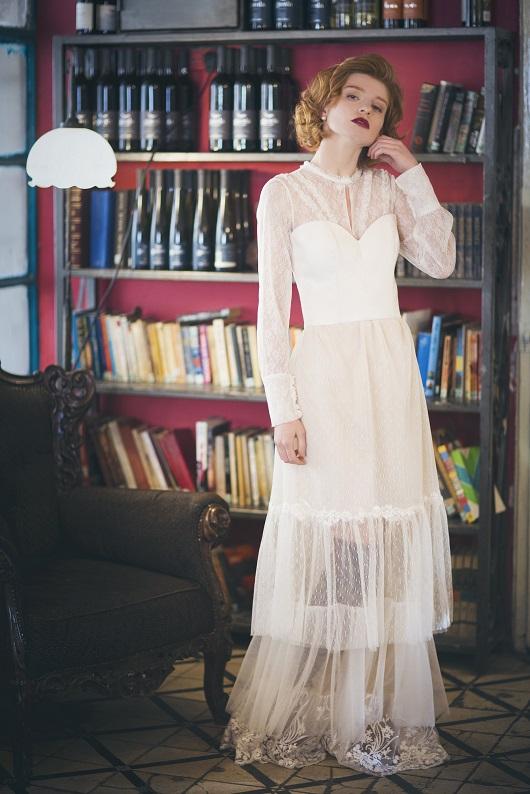 שמלות כלה של ליאור רובין, 5000-6800 שח, להשיג ביריד מקודשת , 16-17 במאי, זבולון המר 4 גבעת שמואל, צלמת רותם ברק
