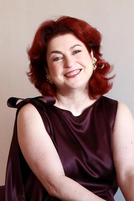 Lea Peretz-Reccanaty photo Sharon Bareket