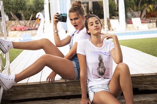 תמנון קולקציית נערות צילום אלון ראובני
