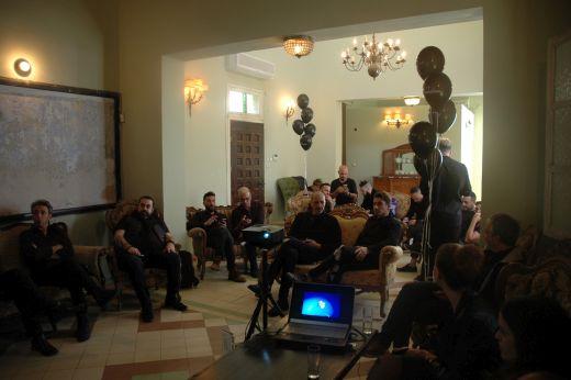 """מעצבי השיער המובילים לוולה פרופשיונלס באירוע השקת המותג היוקרתי """"סבסטיאן"""" בוילה דלאל.צילום- באדיבות סטודיו וולה פרופשיונלס"""