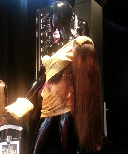 תערוכת שיער - עדי שנדל