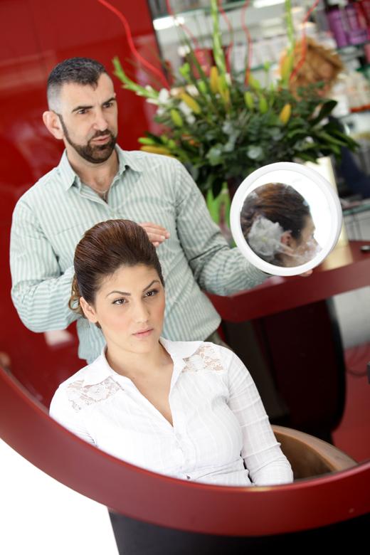 מזל טוב למעצב השיער אמיר אליהו
