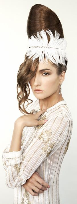 אמיר אליהו - קולקציית שיער 2012