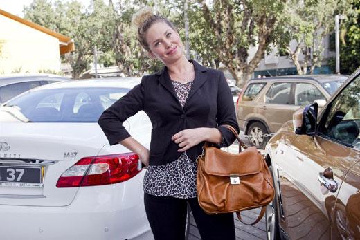 סלבס דופקים שעון - דנה גרוצקי. צילום: שי וליץ.