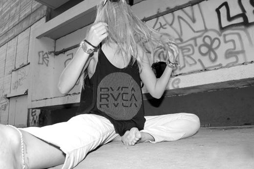 BILABONG משיקה את RVCA. צילום: תומר סביר