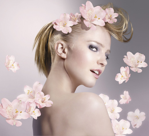 BOURJOIS PARIS - מייק אפ Flower Perfection