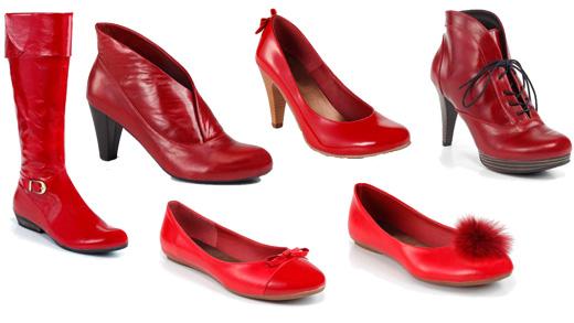 נעליים אדומות - וולנטיינ'ס דיי 2012