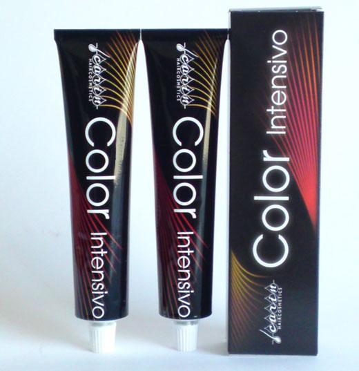 צבעי שיער color itensivo - קארין הייר קוסמטיקס