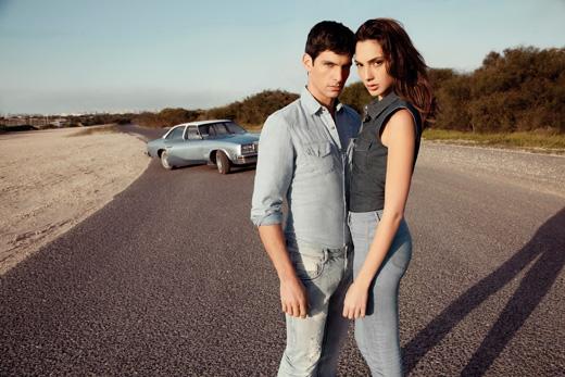 קסטרו - My Jeans, My Way.צילום: דודי חסון
