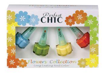 מארז לקים בעיצוב פרחים של שיק 55 שקל