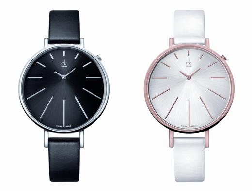 """קולקציית שעונים בסגנון וינטאג' - CK. צילום: יח""""צ חול"""