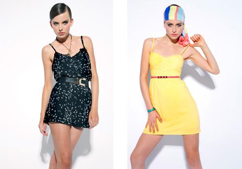 רשת האופנה H&O  מציגה את קולקציית אביב  קיץ 2013
