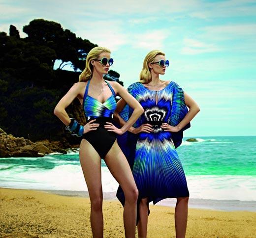 גוטקס משיקה קולקציית בגדי ים חורף 2013