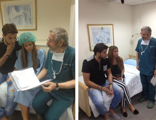 ספיר בן דוד נכנסת לניתוח הגדלת חזה