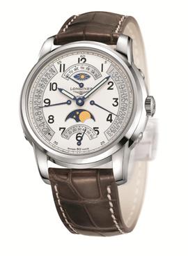 אימפרס משיקה שעון יד חדש ויוקרתי של המותג Longines. צילום: יחצ חול