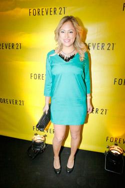 מותג האופנההבינלאומי FOREVER 21 השיק אתמול את החנות הראשונה בישראל