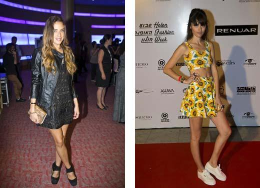 הזוכים בקטס פרסי האופנה הישראלי 2013