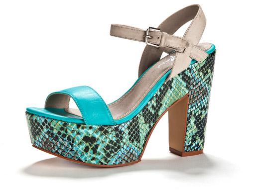 גלי משיק קולקציית נעלי נשים לקיץ 2013