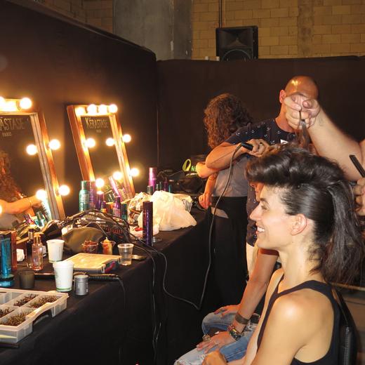 שבוע האופנה בתל אביב - קרסטס פריז