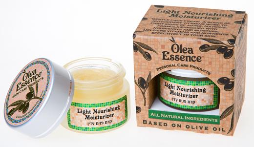הקרם של Olea essence