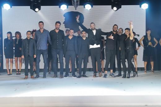 תמונה קבוצתית של הבכירים באירוע הגדול של שוורצקופף פרופשיונל